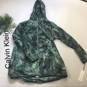 NWT Calvin Klein performance jacket